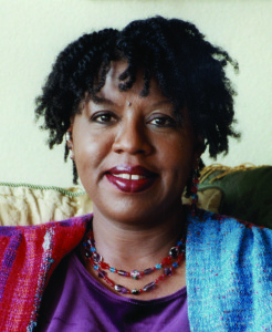 Children's Author Nikki Grimes
