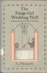 The Forgetful Wishing Well by X. J. Kennedy