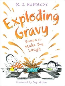 Exploding Gravy: Poems to Make You Laugh by X. J. Kennedy